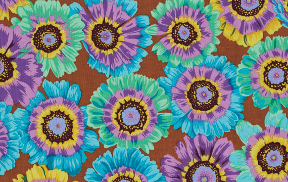 Painted Daisy Turqu 1,14m*13,7m - 40.00 lei